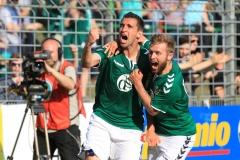 SHFV-LOTTO-Pokal, VfB Lübeck - ETSV Weiche Flensburg