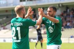 VfB Lübeck - 1. FC Germania Egestorf/Langreder